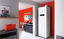 installation de chaudi re gaz naturel condensation hybride engie. Black Bedroom Furniture Sets. Home Design Ideas
