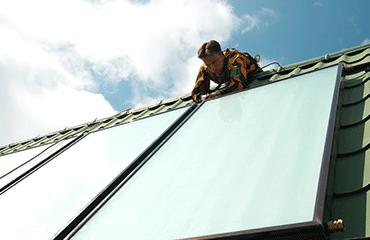 Eau chaude solaire ce qu il faut savoir sur le chauffe for Fonctionnement chauffe eau solaire individuel
